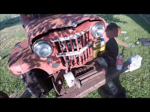 Willys Truck Take 16: Christine Behavior & Clutch Issue