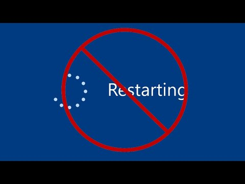 Disable Computer Auto Reboots After Windows Update