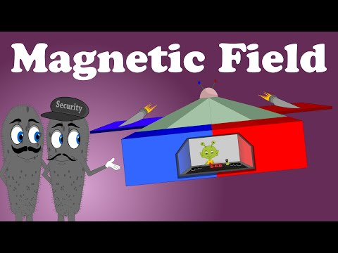 Magnetic Field   It's AumSum Time