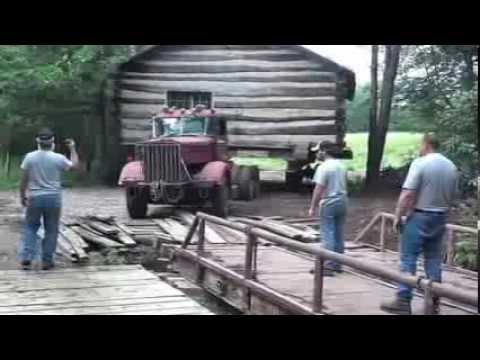 Maryland History: Moving The Chester Cabin