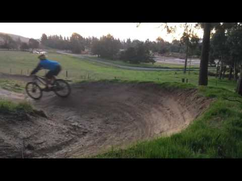 Sun down berm slapping