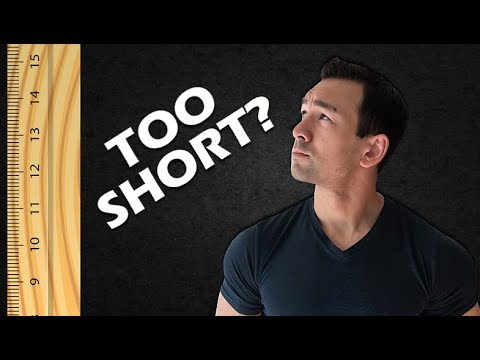 I'm Too Short To Attract Women? (Truth About Height)