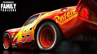 CARS 3 - Get to know the legendary cars in the upcoming animated family movie