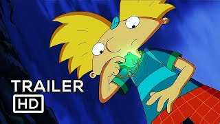 HEY, ARNOLD! THE JUNGLE MOVIE Official Trailer (2017) Animated Movie HD