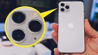 Por qué los teléfonos inteligentes necesitan más de una cámara + otros datos