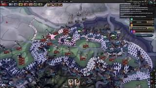 Hoi4 MP in a nutshell Full episodes #21(Encirclement 101