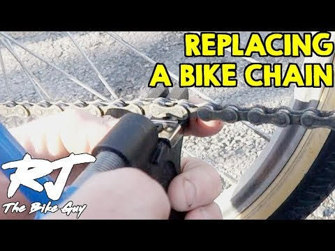 Bike Chain Replacement