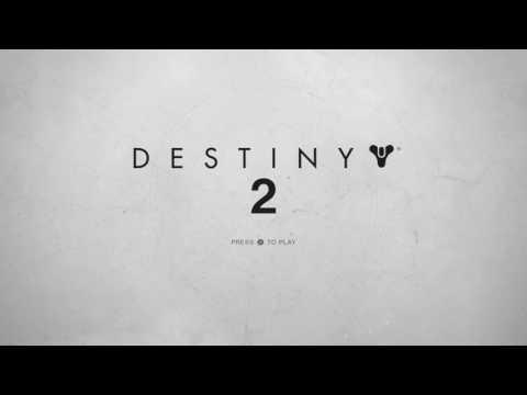 Destiny 2 beta loading screen (Ps4)