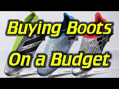 Buying Soccer Cleats/Football Boots on a Budget - What is the Best Value?