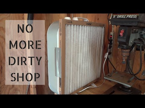 How To Make An Air Purifier For Your Home Or Shop