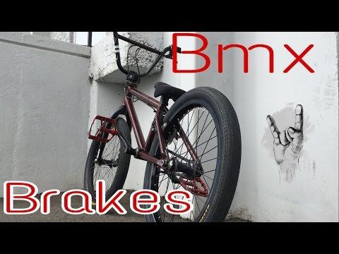 BMX BRAKES (life hack)