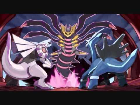 Pokemon DPPt Music- Dialga/Palkia Battle at Spear Pillar!
