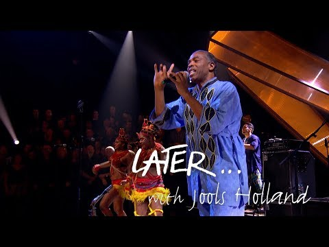 Femi Kuti and his Positive Force perform One People One World on Later... with Jools