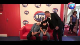 Messmer hypnotise Guillaume et Sophie chez RFM !