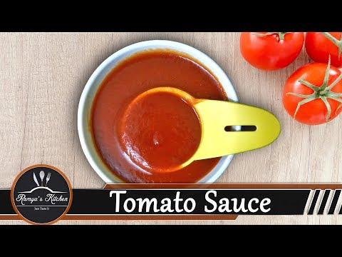 Tomato sauce in tamil | home made tomato sauce tamil | Tomato ketchup in tamil