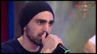 Rezo & Kids ft. Tornike Kipiani - Tavisupali Suntkva (თავისუფალი სუნთქვა) (Live)