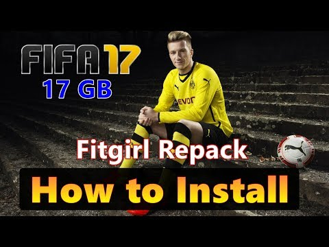 How to Install FIFA 17 Fitgirl Repack on PC - Fix All Errors Crash + Won't Start Fix