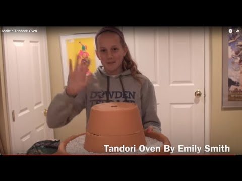 Make a Tandoori Oven