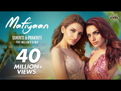 Xxx Mp4 Mafiyaan Sukriti Prakriti Kakar Ft MellowD MJ5 Official Music Video 3gp Sex