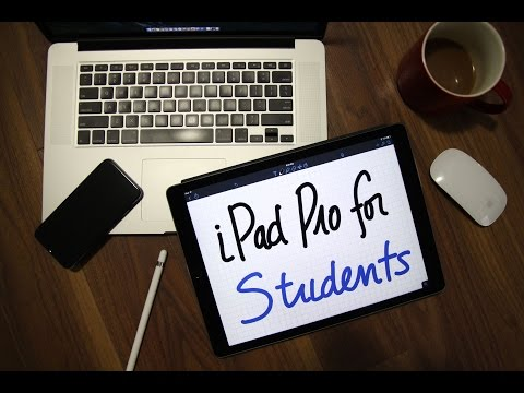 iPad Pro - For Students (In Depth)