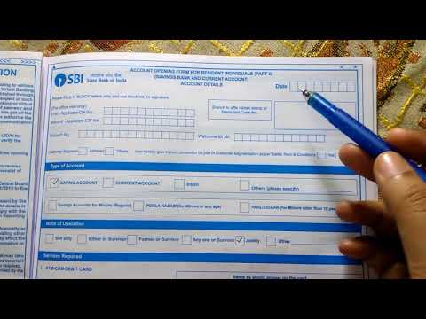 May,2018:SBI form fillup *NEW*