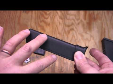 Pearce +3 Glock Mag Extension Review
