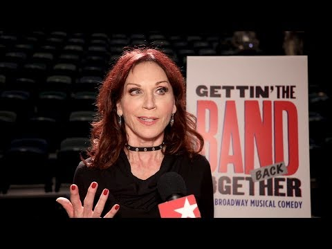 Marilu Henner, Mitchell Jarvis  & More Talk GETTIN' THE BAND BACK TOGETHER