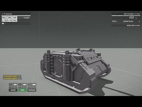 Arma 3 modding tutorial part 2 - tank #1 Importing a tank into A3