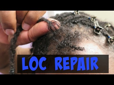 How to Repair a Loc with a Weak Base