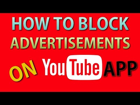 How to Block Ads on Youtube Android APP | NO ROOT REQUIRED #NewTechnique