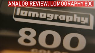 Download Film Review: Lomography 800 Video