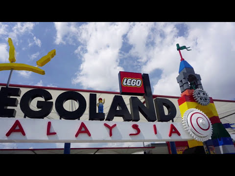 To legoland Malaysia from Singapore Flyer by Bus via Tuas Link