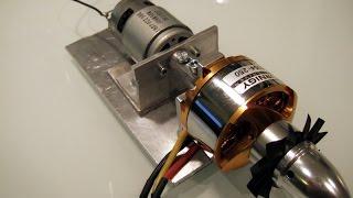 Dc motor and Dc Generator  free Energy