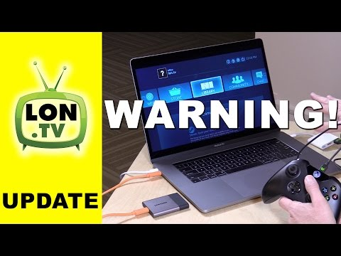 WARNING: Windows on new Macbook Pro Permanently Damages Speakers