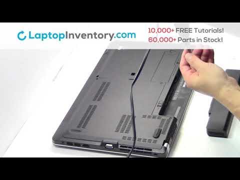 Optical Drive Replacement Lenovo Thinkpad E531. Fix, Install, Repair ODD E550 E560 20DH SN5323W