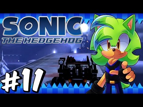 Sonic The Hedgehog 2006 (Xbox 360) | Part 11 | Shadow's Story: White Acropolis