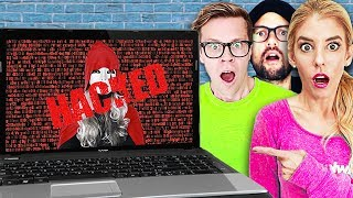 Game Master Network is Hacked! Which Youtuber stole our Website?