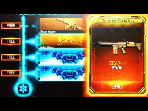 NEW DLC HOLIDAY COMMUNITY CONTRACT 100% COMPLETE in BLACK OPS 3 (BO3 DLC WEAPON SUPPLY DROP OPENING)