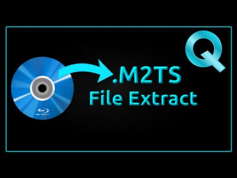 How to Extract a .m2ts HD Video from Bluray .iso file in Ubuntu