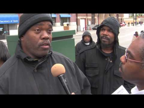 Tens of thousands line up for housing assistance in Detroit