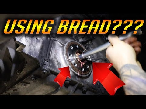 Pilot Bearing Removal - BREAD METHOD WAY