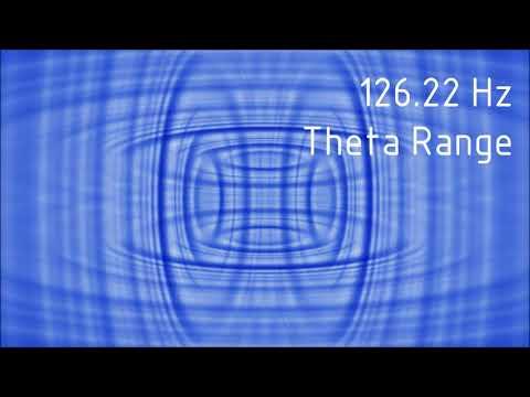 Pure 126.22 Hz Theta Range Binaural Beats [30 min]
