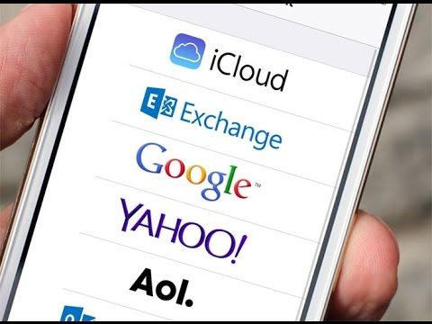 How to setup web mail on iphone, ipad or ipod touch