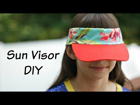 Sun Visor DIY