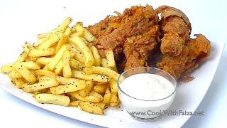 Chicken Al Baik Cook With Faiza