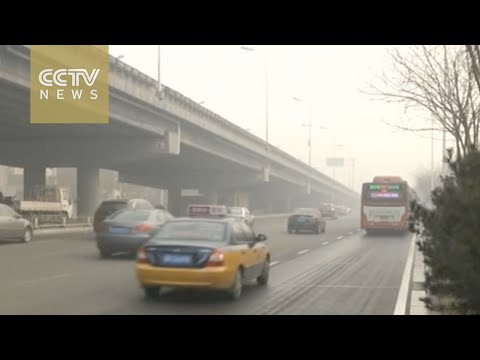 Chinese air pollution control measures are working