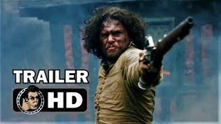 GUNPOWDER Official Trailer (HD) Kit Harrington HBO Miniseries