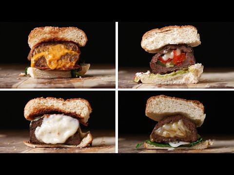 4 Stuffed Burger Upgrades