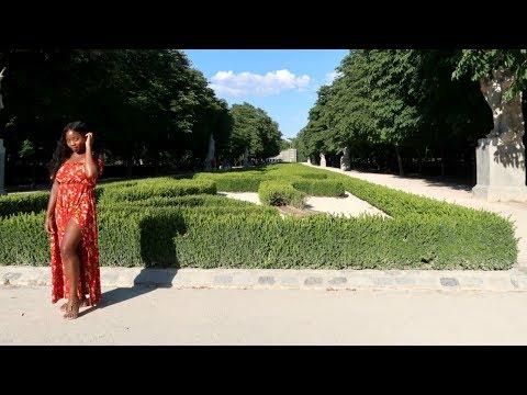MADRID TRAVEL VLOG  W/ MY BEST FRIENDS | Lizzie Loves Travels