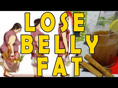 Amazing Drink to Lose 8 Pounds of Belly Fat in 3 Days
